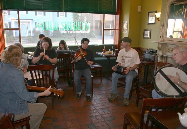 Irish Music & Pubs
